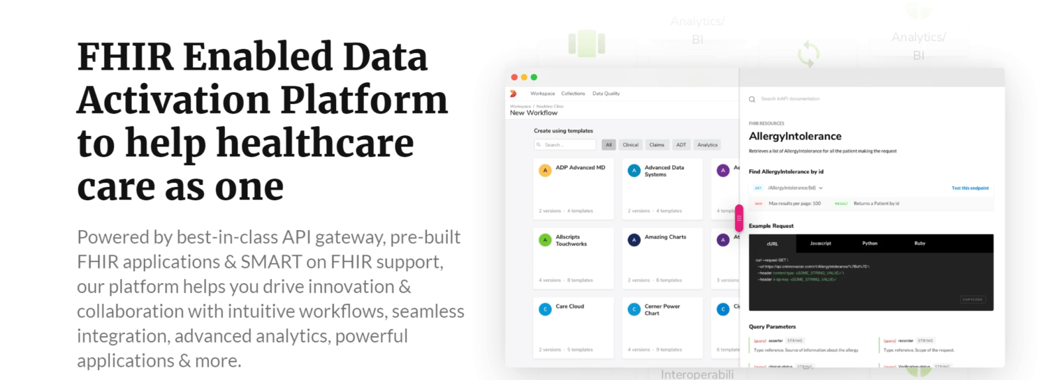 Emtiro Health Taps Innovaccer to Leverage the FHIR-enabled Data Activation Platform