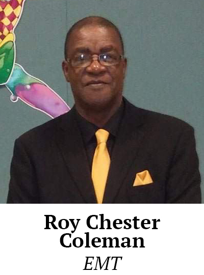 Roy Chester Coleman