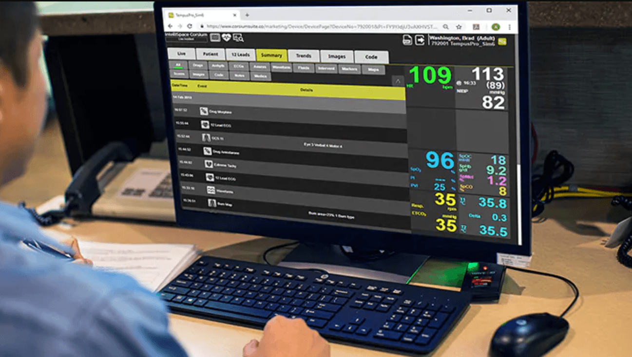 Philips Launches Pre-Hospital Wireless Monitoring Solution for Emergency Medical Response