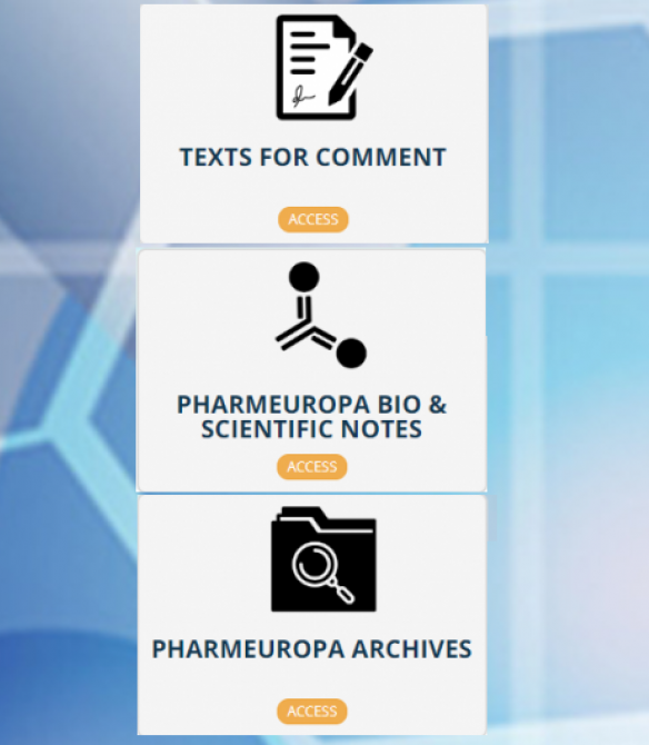 EDQM Publishes New General Chapter in European Pharmacopoeia Supplement 10.3