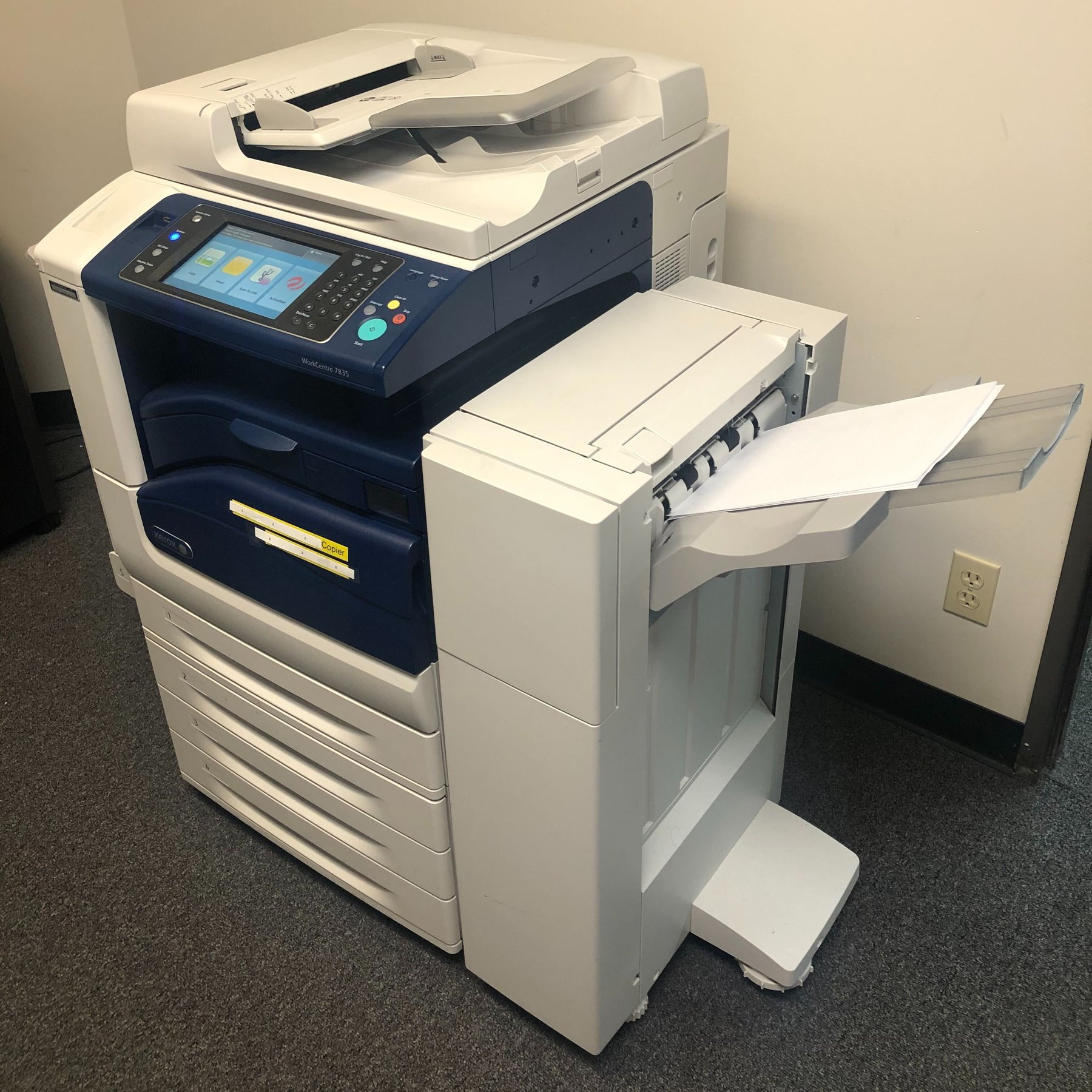 Fax machines, old tech slow COVID-19 test results and data reporting