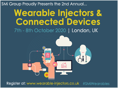 Featured speakers for 2nd annual Wearable Injectors and Connected Devices Conference