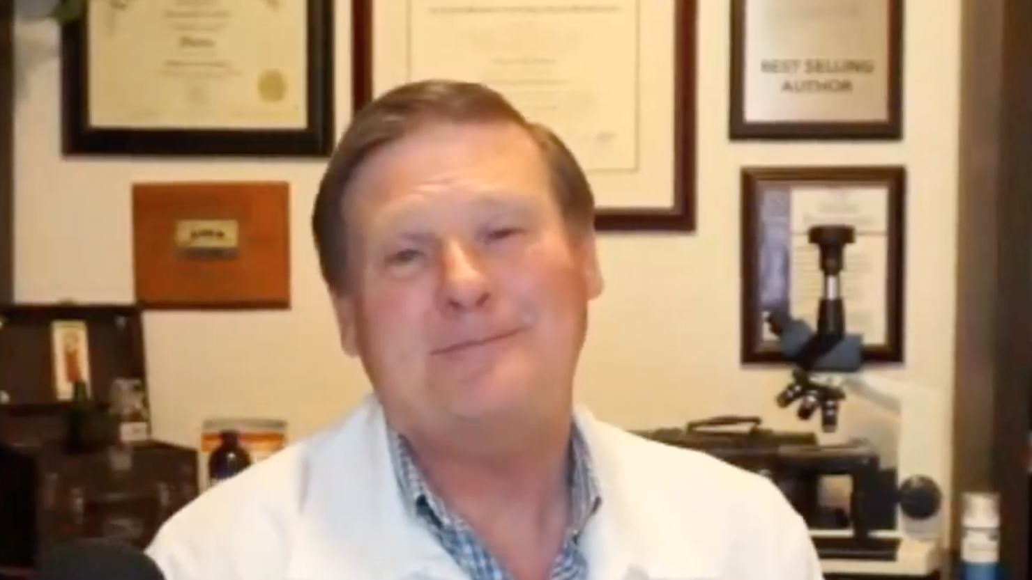 Feds indict man for posing as physician, selling COVID-19 'cure' on internet