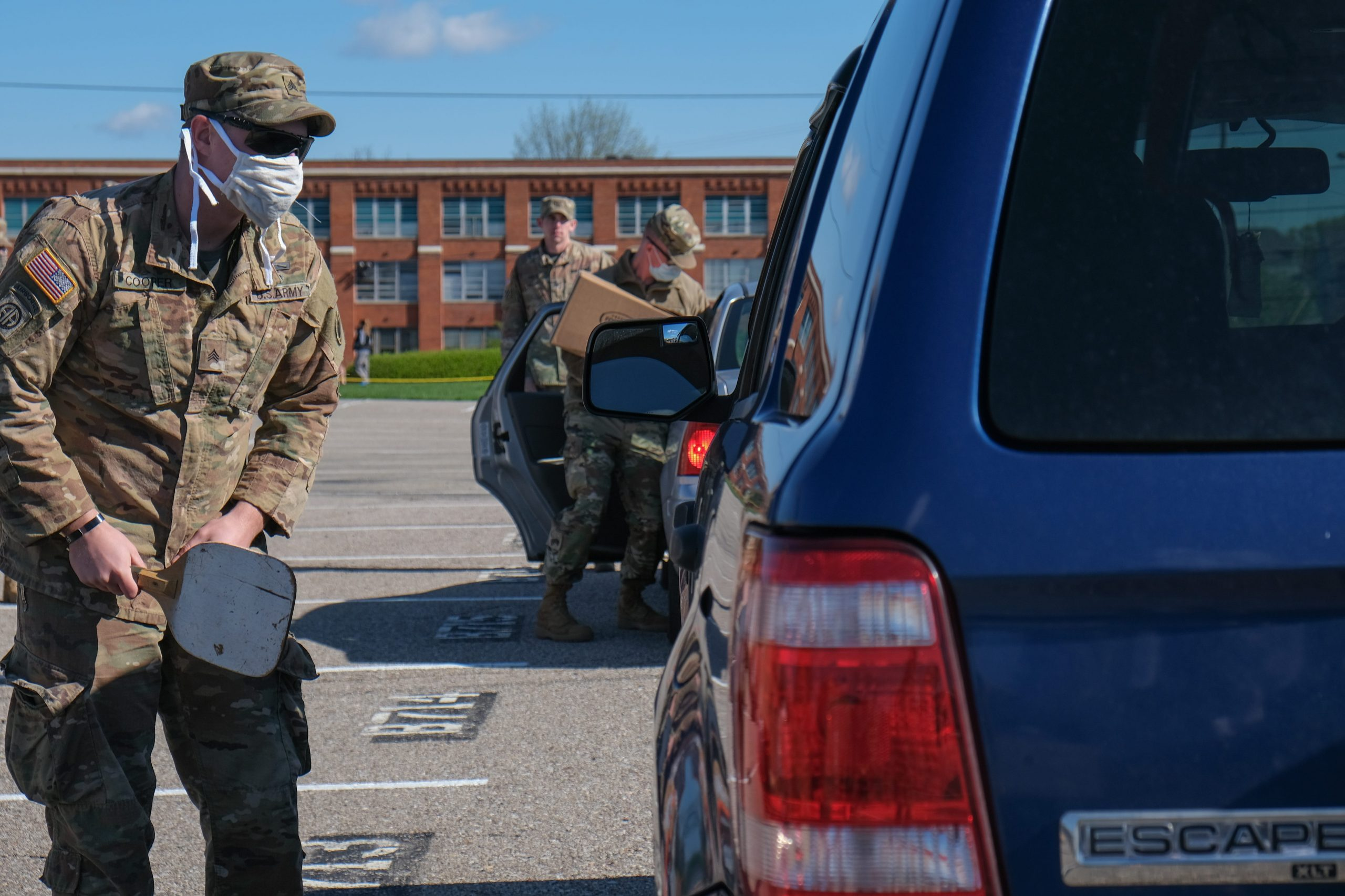 National Guard to test staff for COVID-19 at 7 Ohio nursing homes