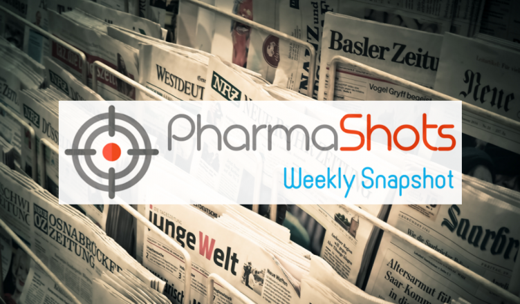 PharmaShots Weekly Snapshot (Jul 20- 24, 2020)