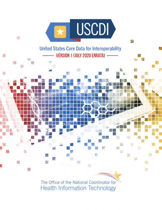 USCDI ONC New Data Element and Class Submission System Now Available