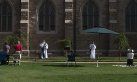 Where Mask-Wearing Isn't Gospel: Colorado Churches Grapple With Reopening