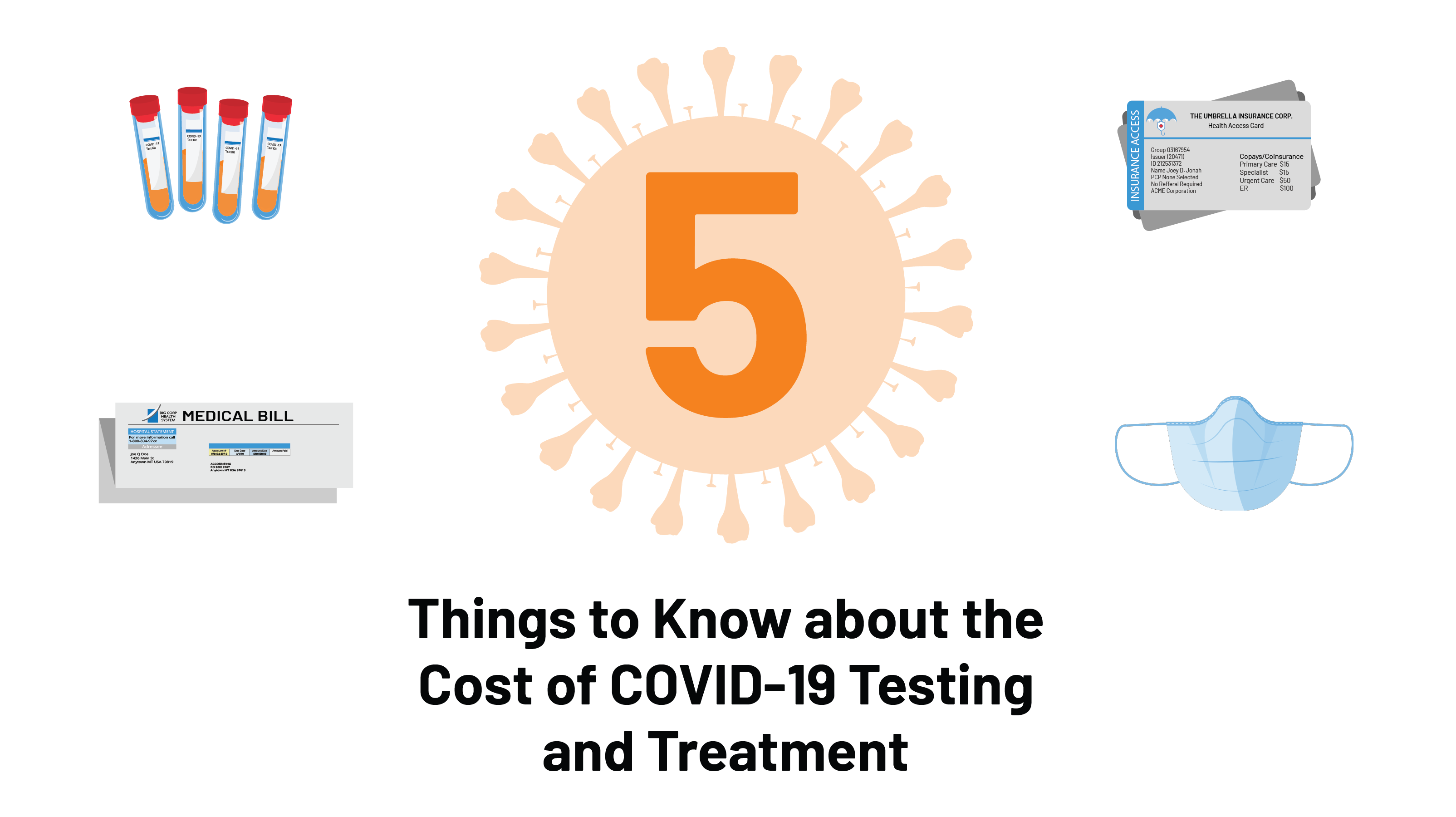 5 things to know about COVID-19 and the uninsured