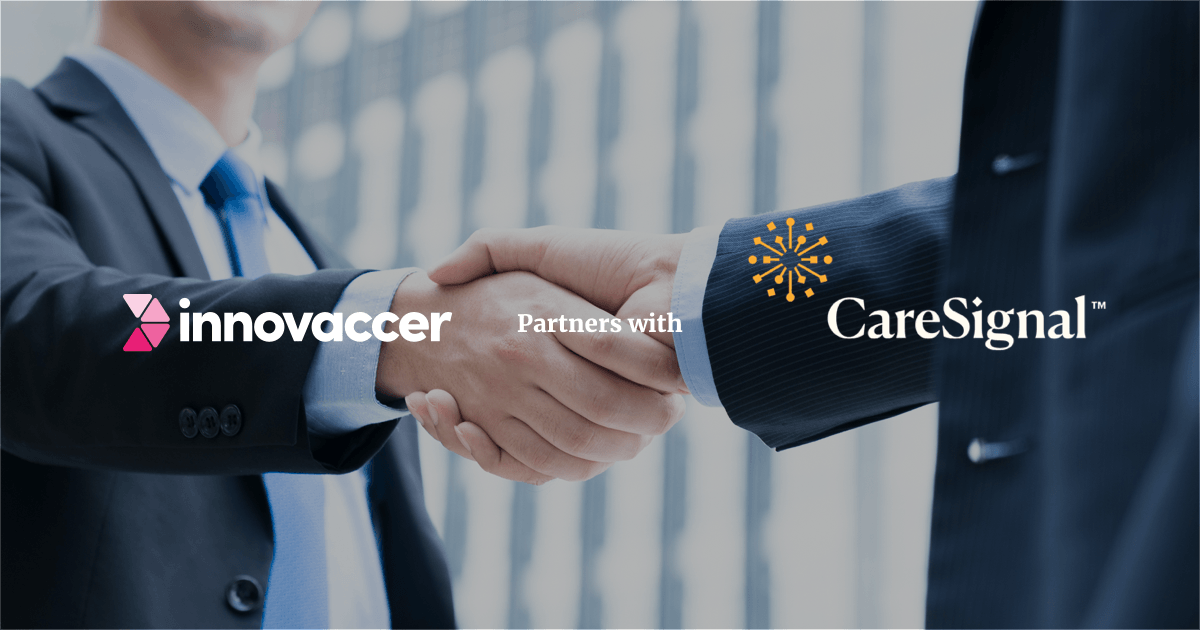 Innovaccer, CareSignal Partner to Enable Deviceless Remote Patient Monitoring