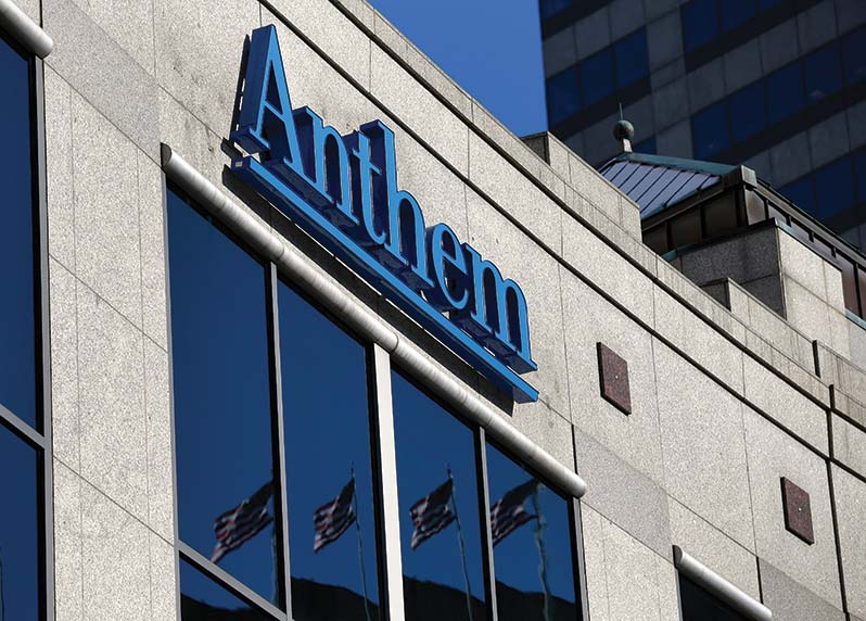Anthem accuses former VP of soliciting employees, providers to Florida insurer