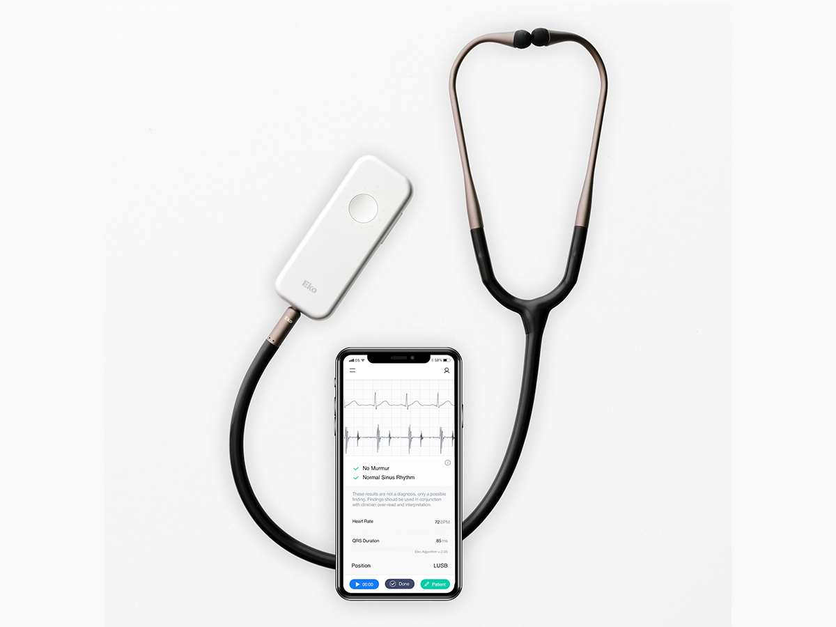 AstraZeneca Collaborates with Eko to Advance the Digital Health Tools for the Diagnosis of CV Diseases
