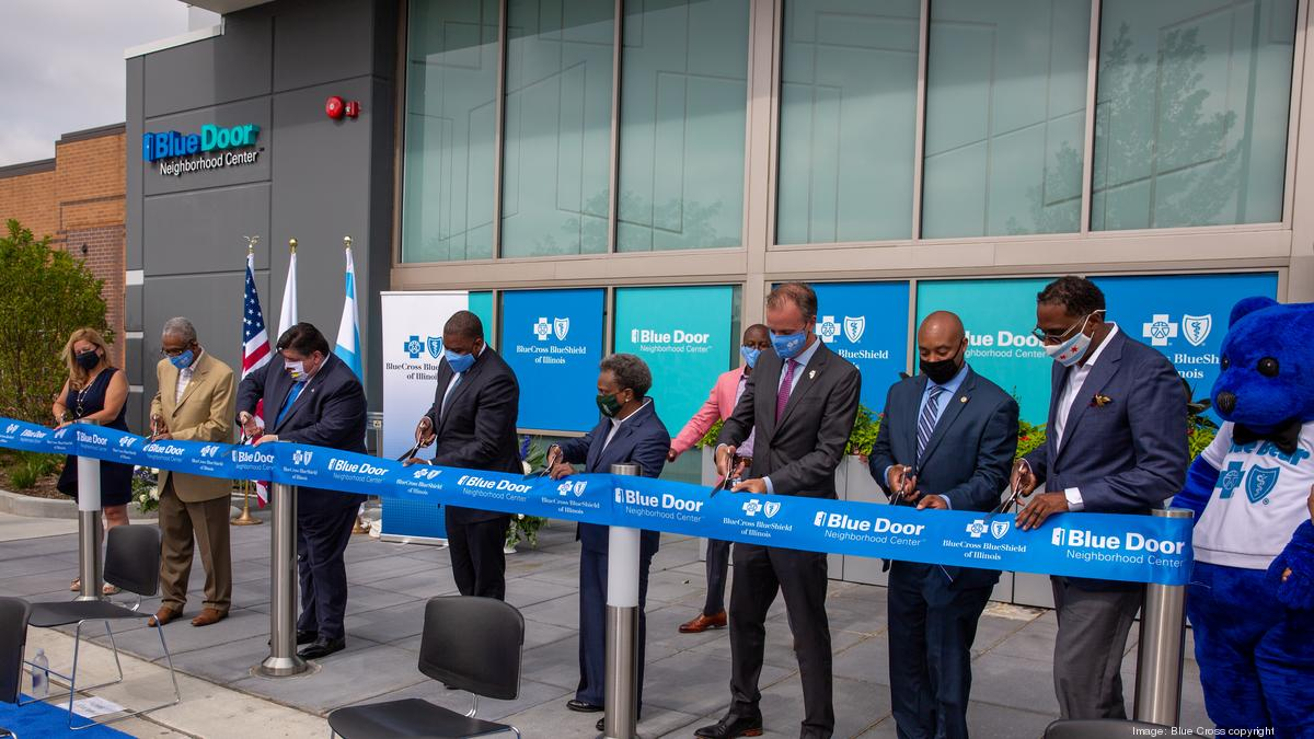 BCBS of Illinois opens 550-employee center in Chicago