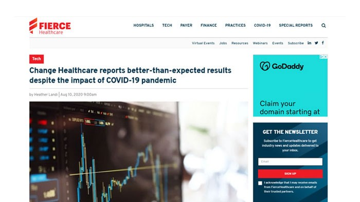 Change Healthcare buys analytics company focused on value-based payments: 5 details