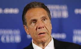 Cuomo says NY colleges with 100 coronavirus cases must 'go remote' for two weeks