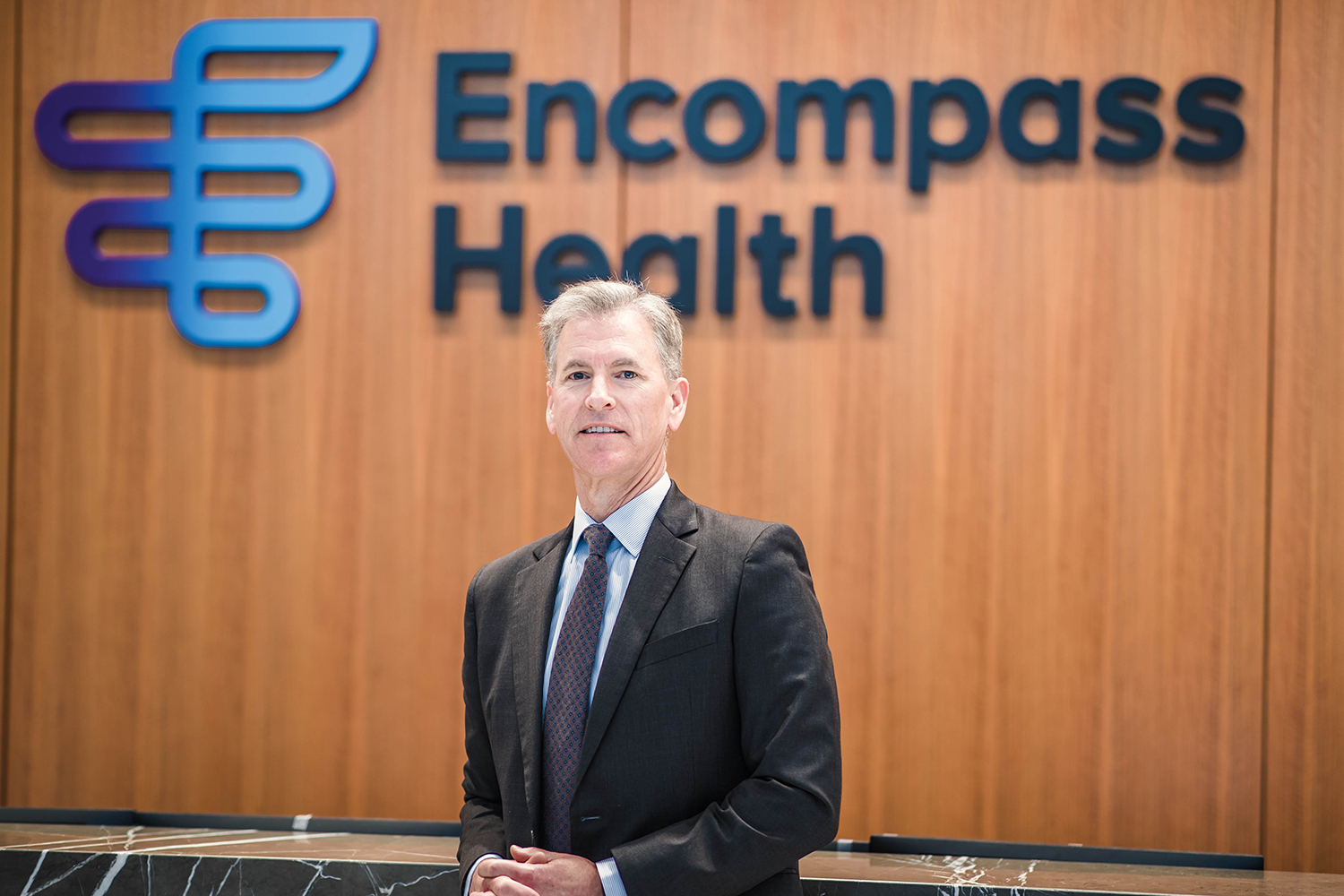 Encompass Health CEO Mark Tarr: It's in Every Company's Best Interest to Make Diversity a Priority