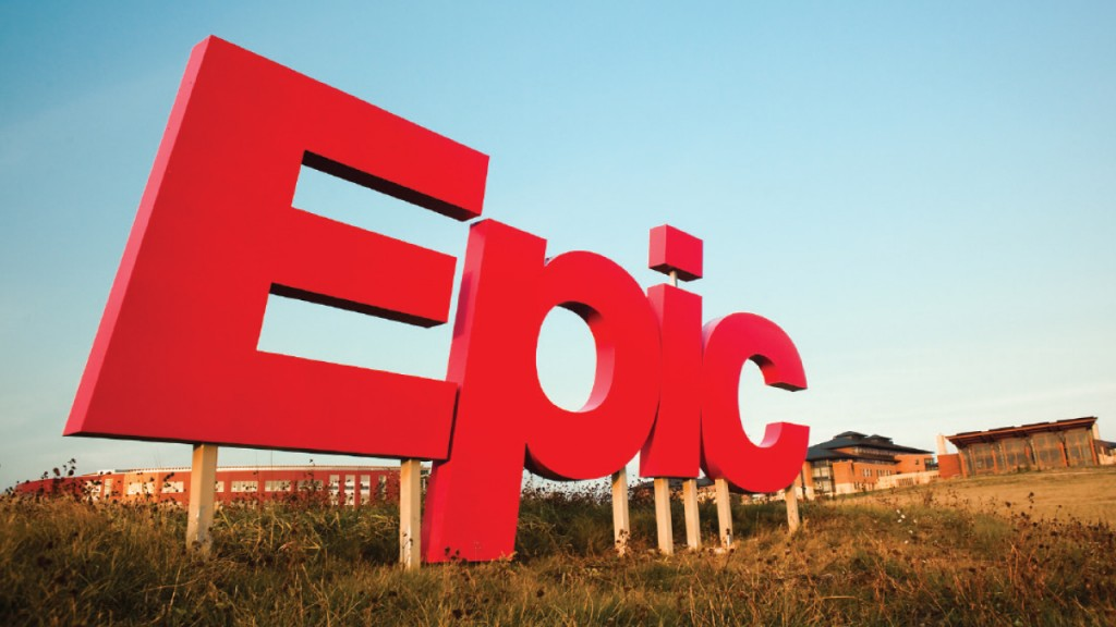 Epic to Consolidate Four Departments into One Division