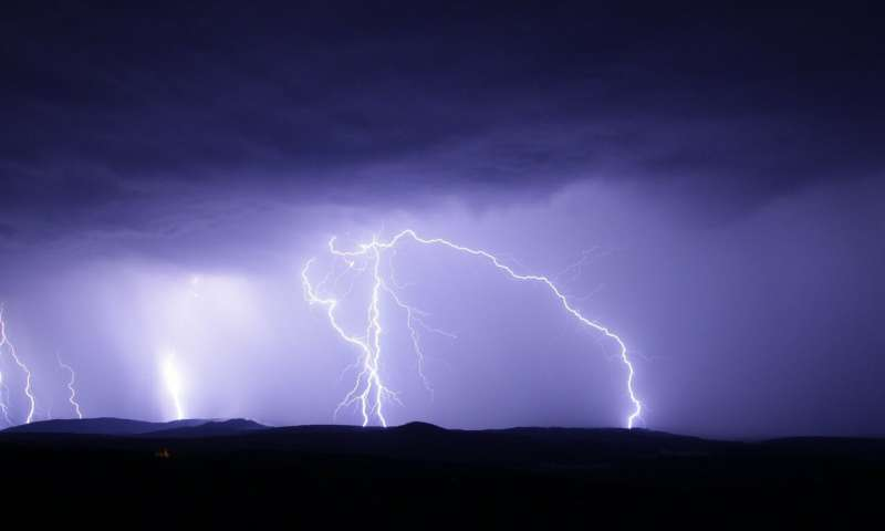ER visits for respiratory illness spike before storms, study finds