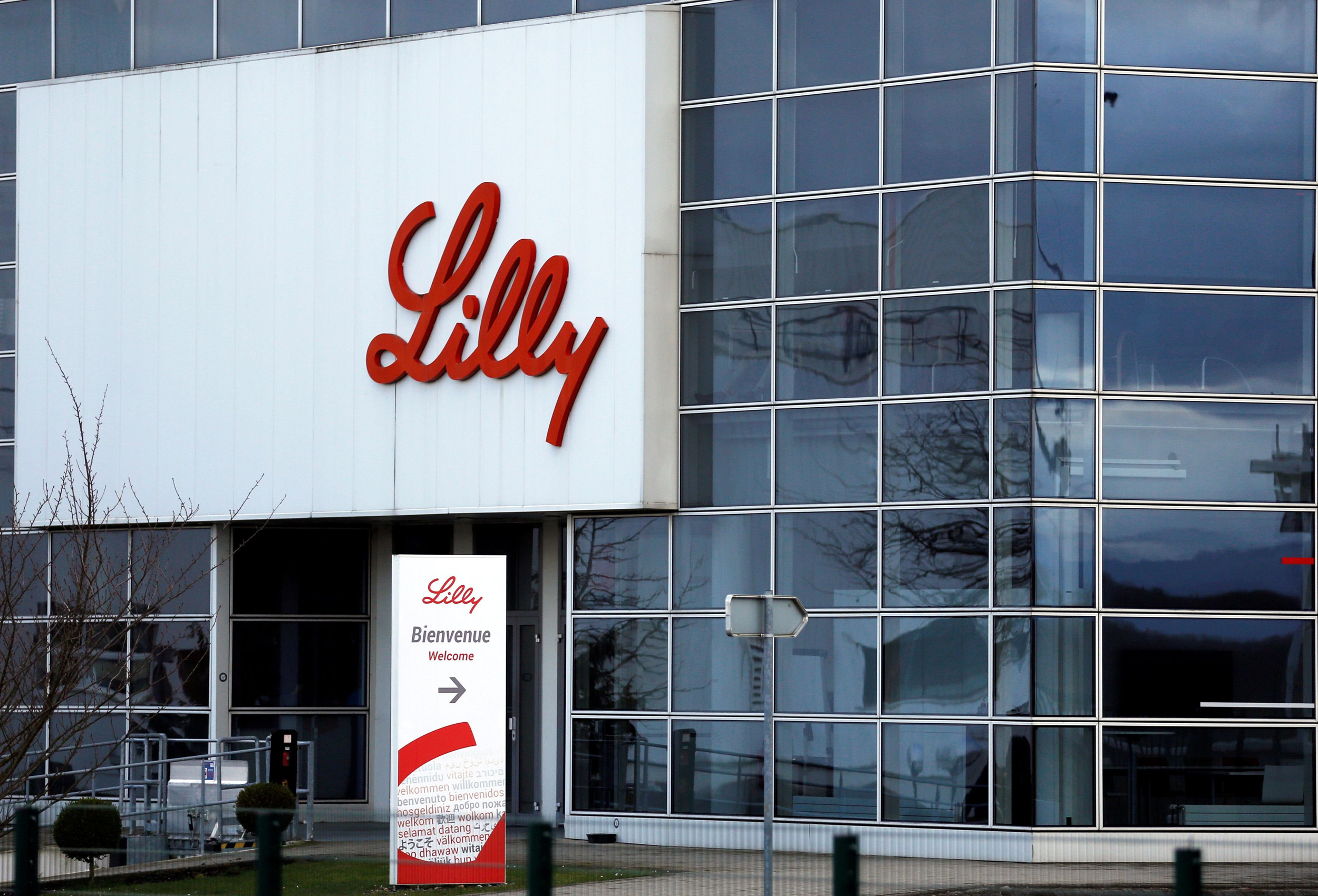 Lilly's antibody for COVID-19 protection starts nursing home trial