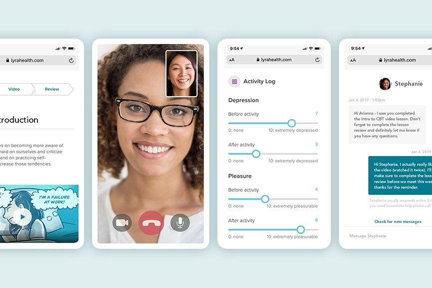 Lyra Health hits $1.1B valuation, plans teletherapy expansion