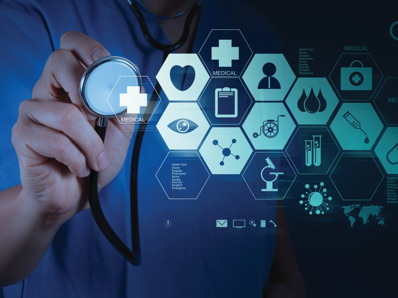 Nanobyte insights: IKS Health's chief digital transformation officer shares his thoughts on healthcare innovation
