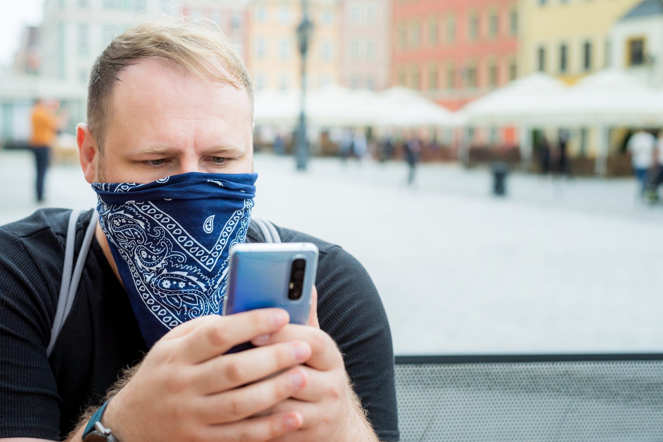 Neck gaiters, bandanas more harmful than not wearing a mask, Duke study suggests