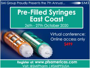 New speaker session with Kiniksa Pharmaceuticals at Pre-filled Syringes East Coast 2020