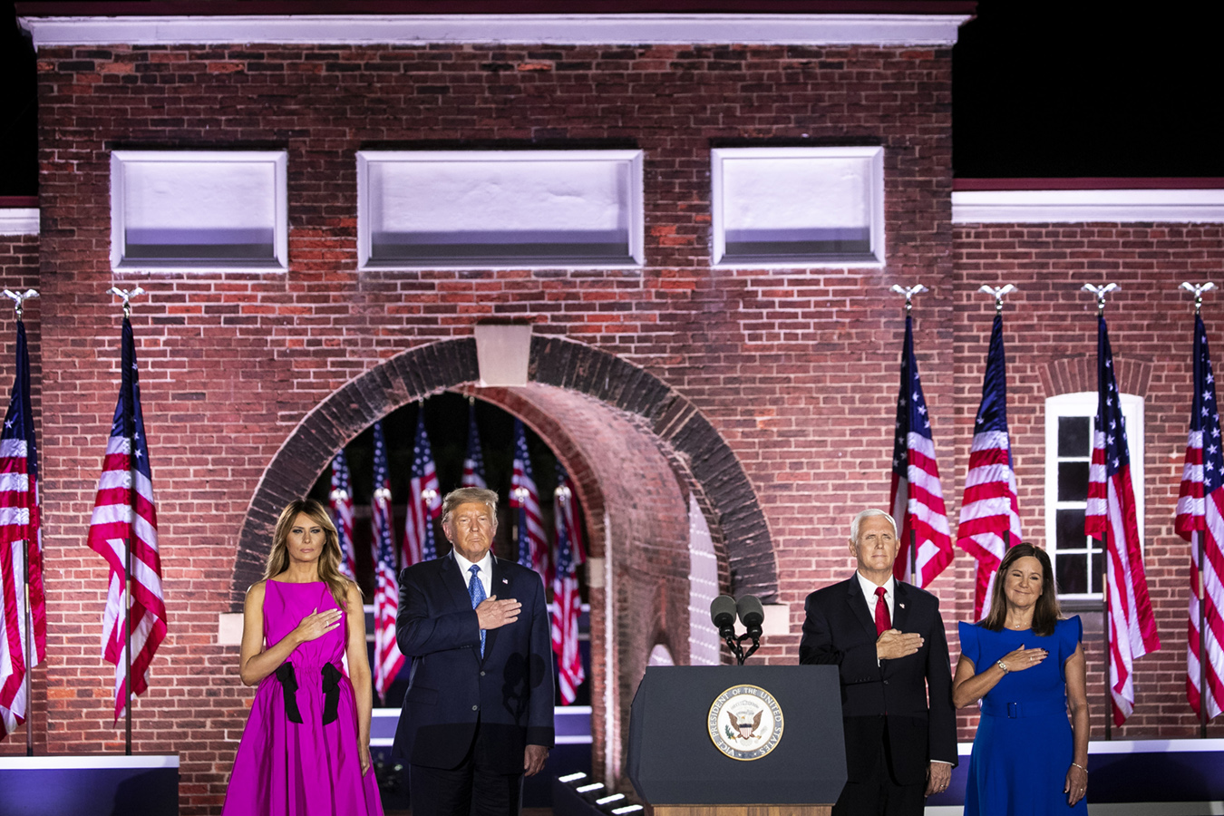 Republican Convention, Day 3: Revisionist History