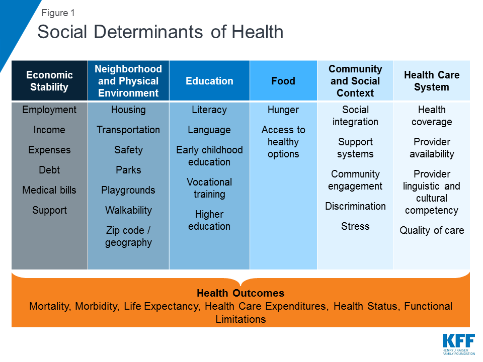 Social Detriments of Health Goes Beyond Just Healthcare