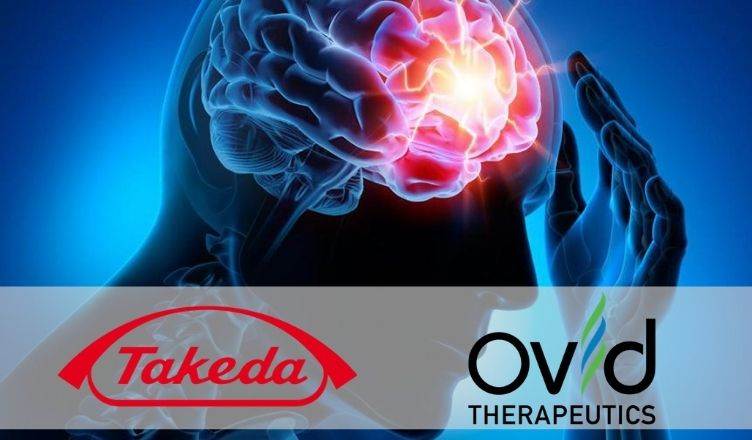 Takeda and Ovid Report Results of Soticlestat (TAK-935/OV935) in P-II ELEKTRA Study for Dravet Syndrome or Lennox-Gastaut Syndrome