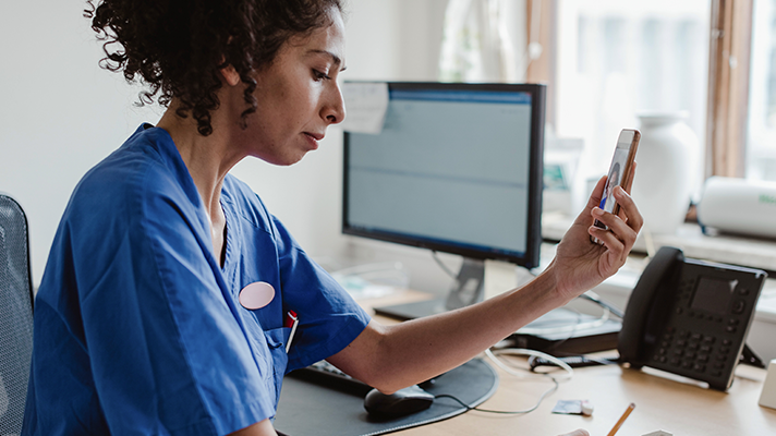 Telemedicine is a major driver in shifting the healthcare delivery model