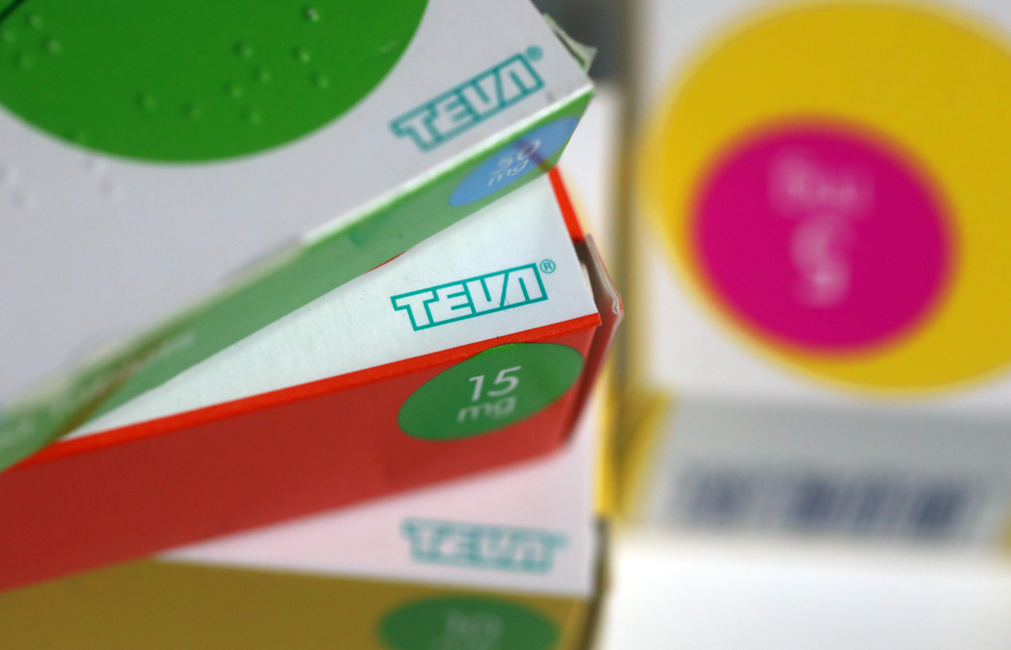 Teva charged in US price-fixing investigation