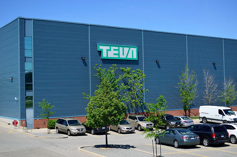 Teva shares slide as it faces illegal kickback charges from US government