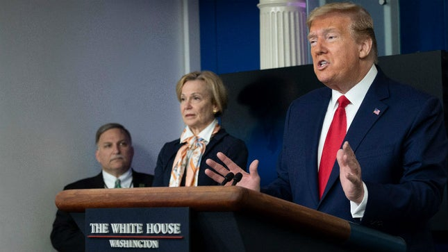 Viewpoint: White House COVID-19 task force needs a nurse