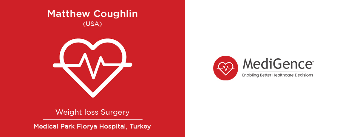 A Patient from USA Underwent Sleeve Gastrectomy Surgery in Turkey