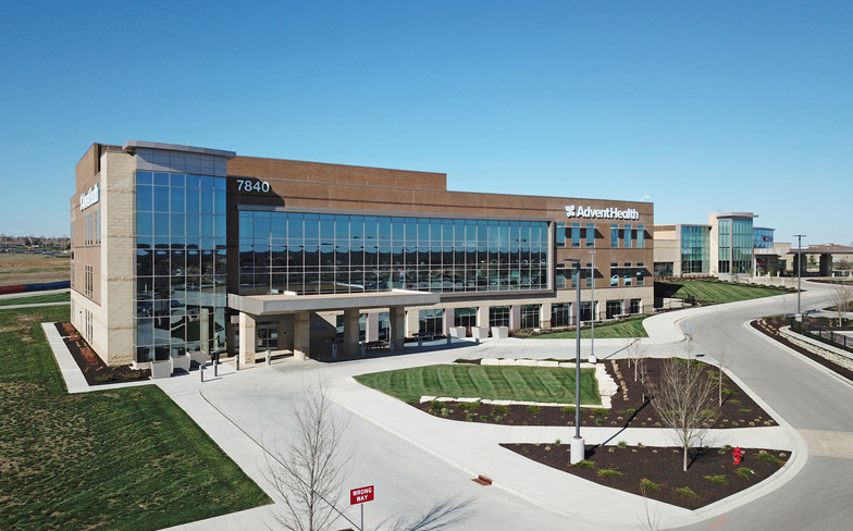 AdventHealth to open 85-bed Kansas hospital in 2021