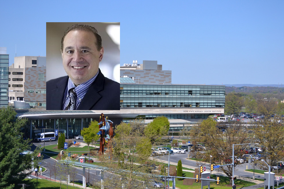 Dr. Mitchell Machtay joins Penn State Cancer Institute, College of Medicine