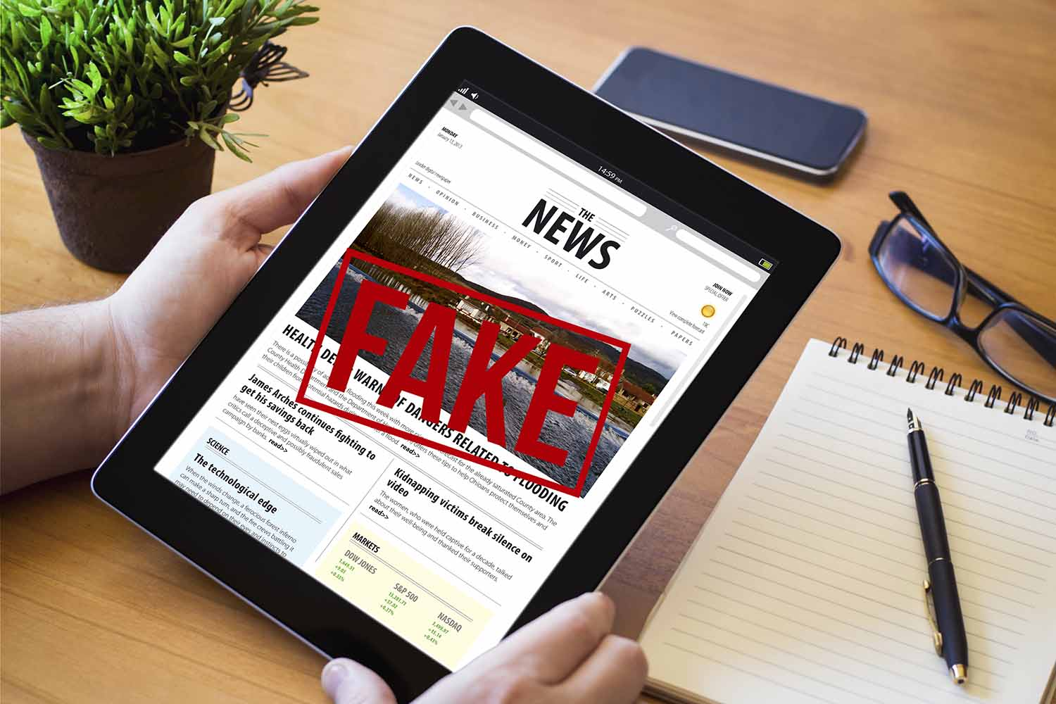 Fake Health News: How to Recognize It So You Can Stay Safe