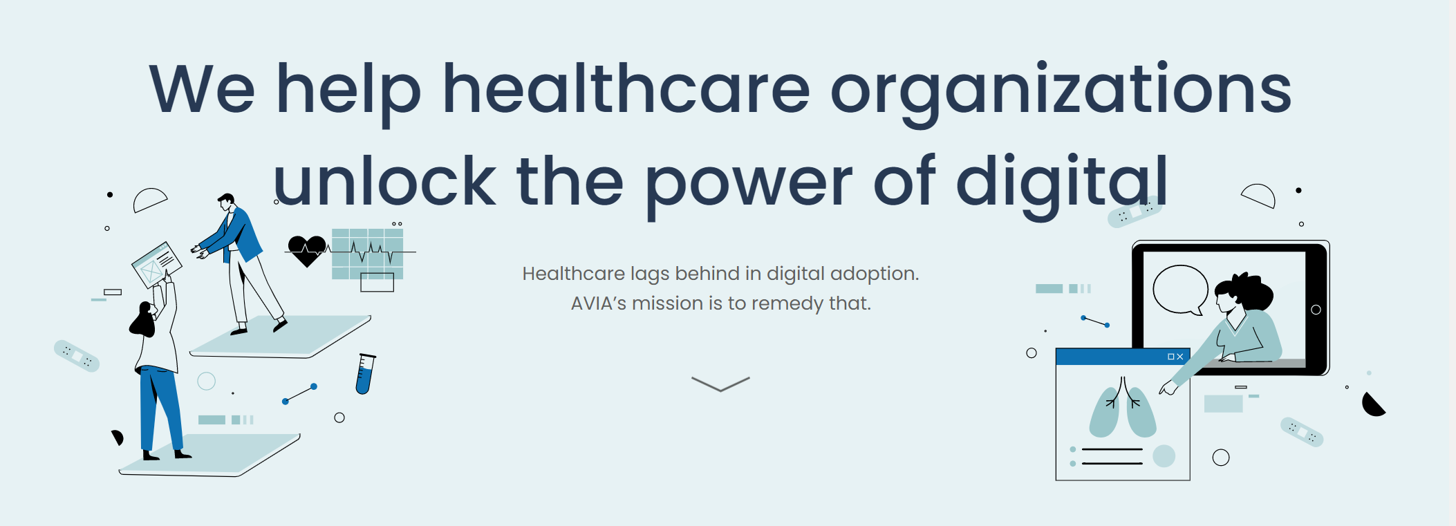Geisinger, OSF, Presbyterian Double Down on Digital Transformation with AVIA
