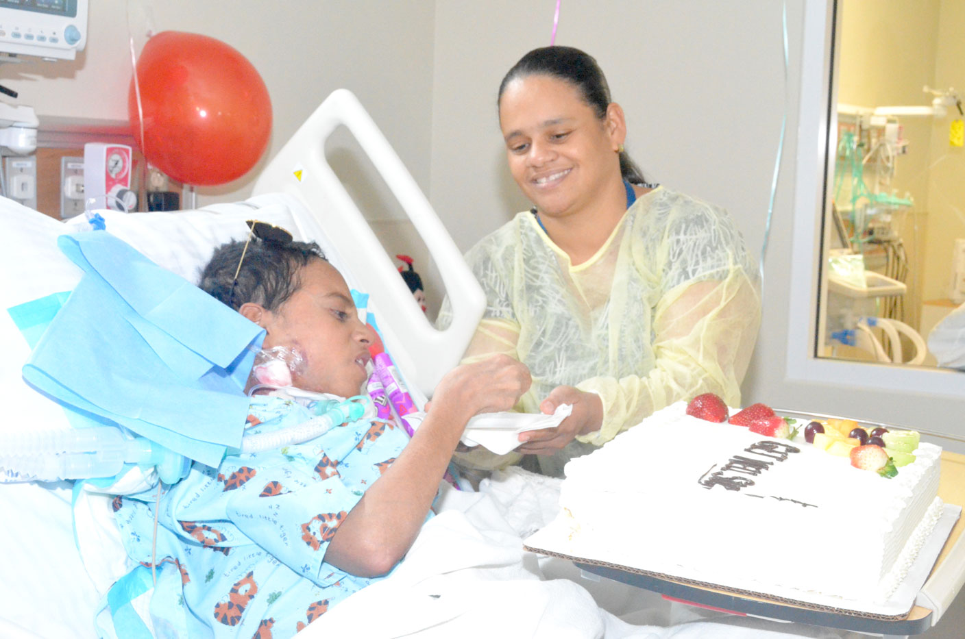 Moved by Plight of Young Heart Patient, Stranger Pays His Hospital Bill