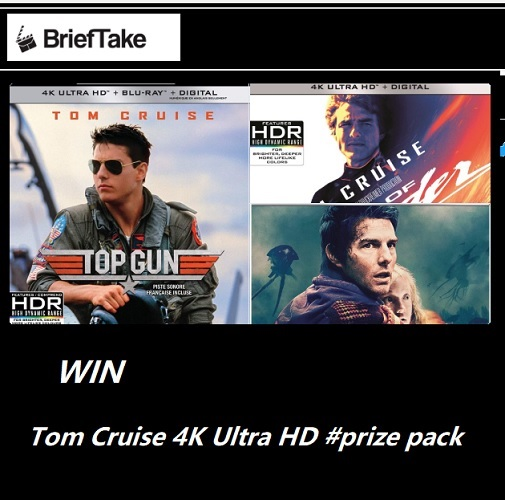 Quest and 300 4k Movie Sweepstakes