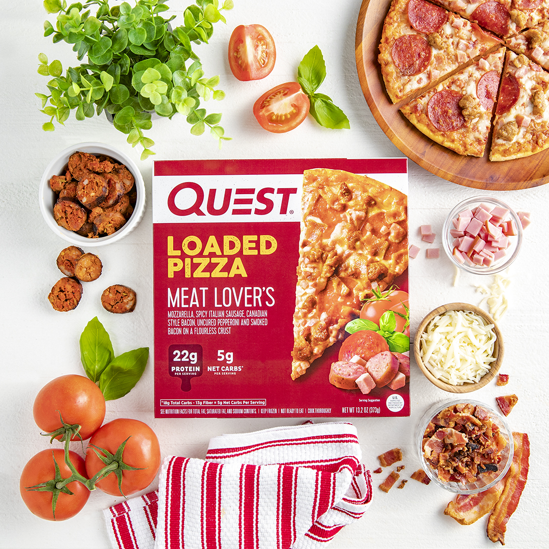 Target Locations: Meat Lover's Pizza