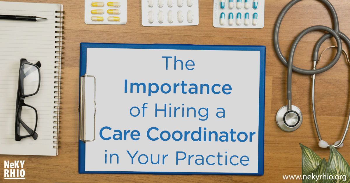 The importance of care coordination