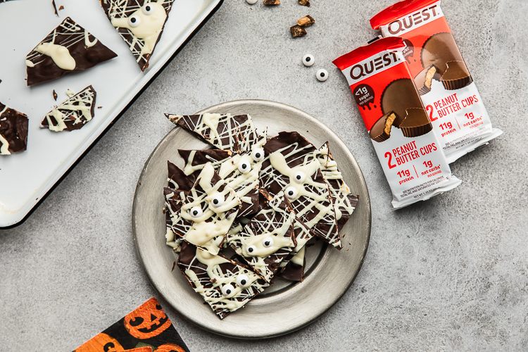 The Only Scary Thing About This Halloween Bark Recipe is How Good It Tastes