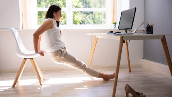Toppan and FIGUR8 press on with remote physical training guidance pilot