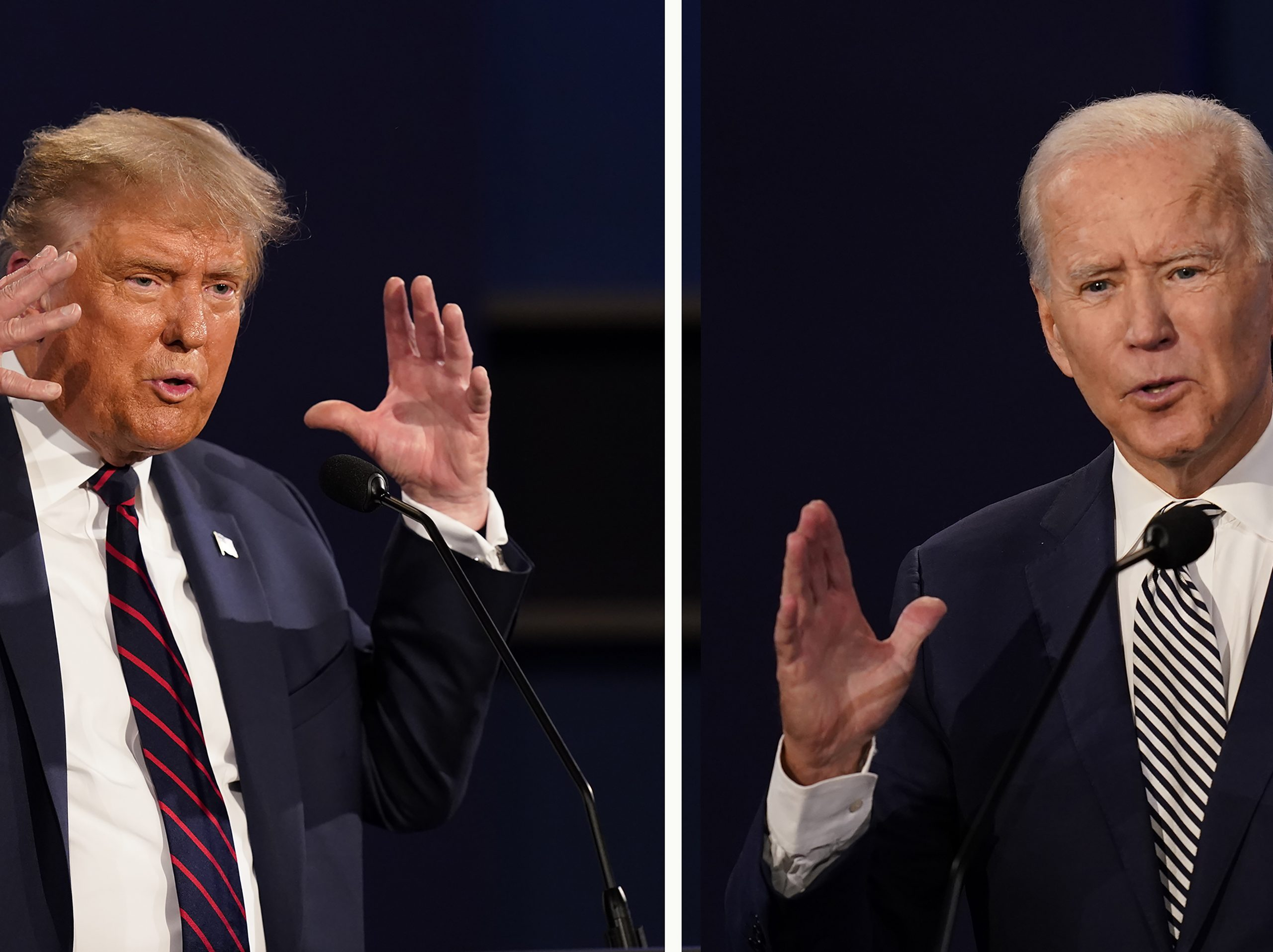Trump says he won't participate in next debate after it goes virtual due to COVID-19