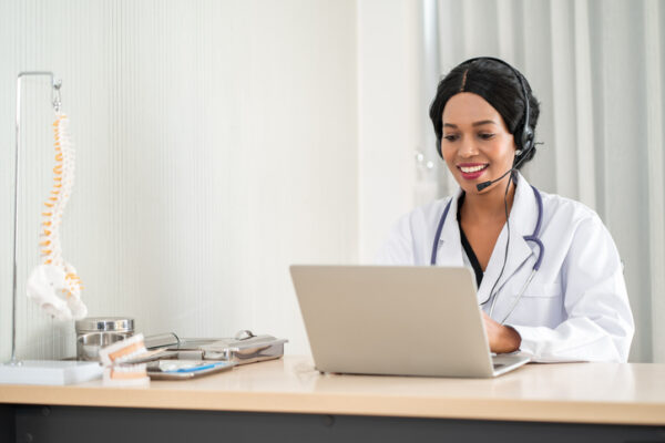 Use virtual visits to enhance the patient centricity of clinical trials