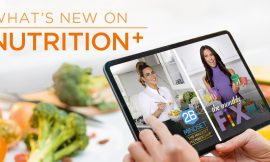 What's New on Nutrition+ Membership