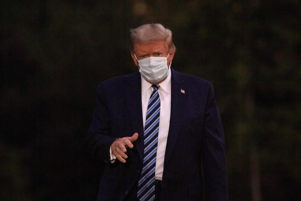 Will Trump, Congressional Infections Boost Innovations For Covid-19 Survivors?