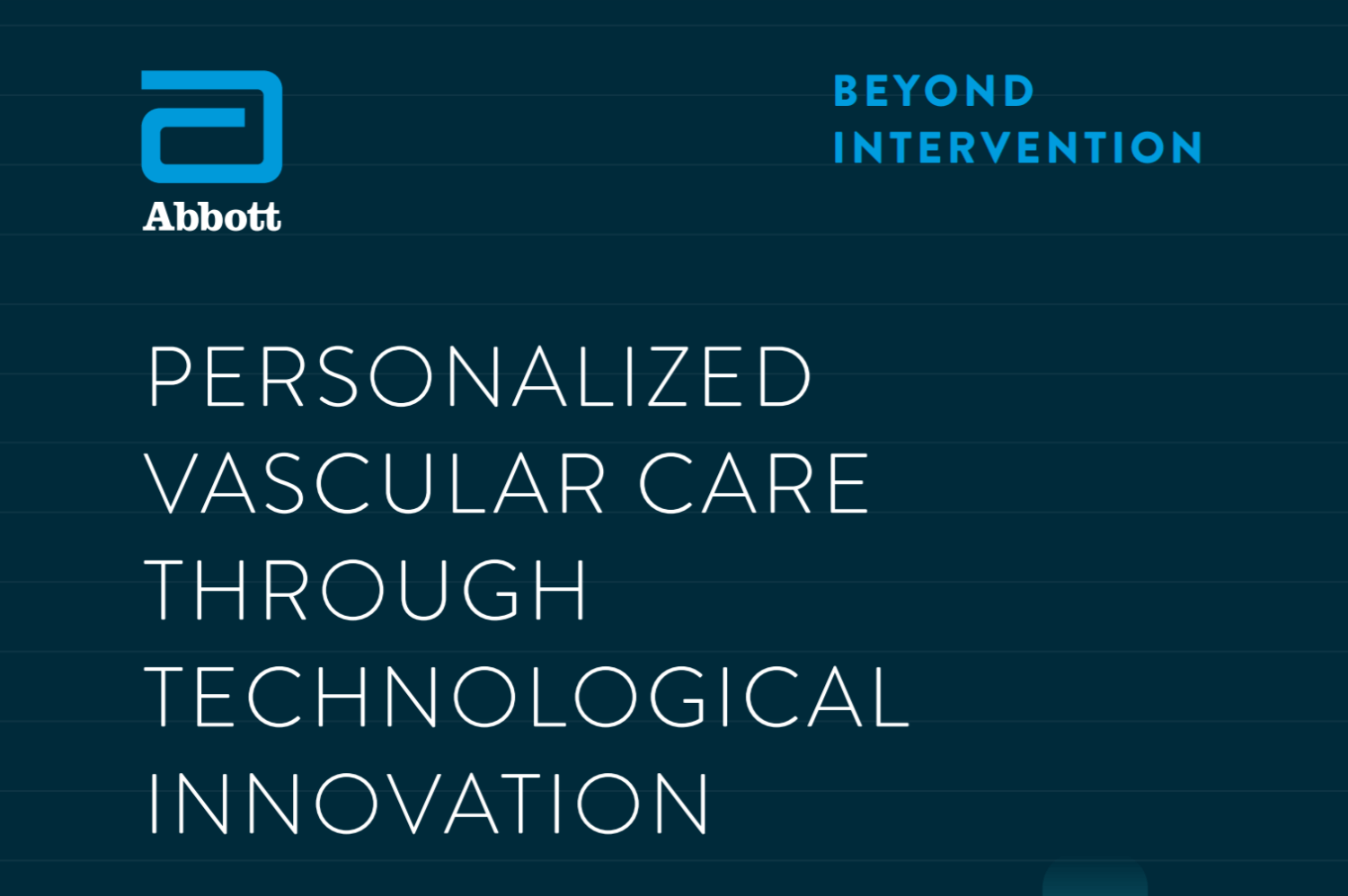 How Data-Driven Technology Holds The Promise of Better Outcomes for Vascular Patients