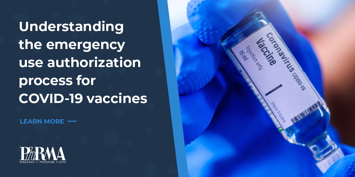 Understanding the emergency use authorization process for COVID-19 vaccines